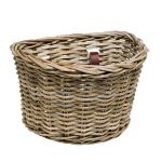Wicker Basket Kubu grey - 368410
